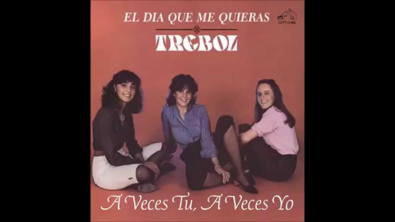 A Veces Tú, A Veces Yo / Trébol (Pandora) - YouTube