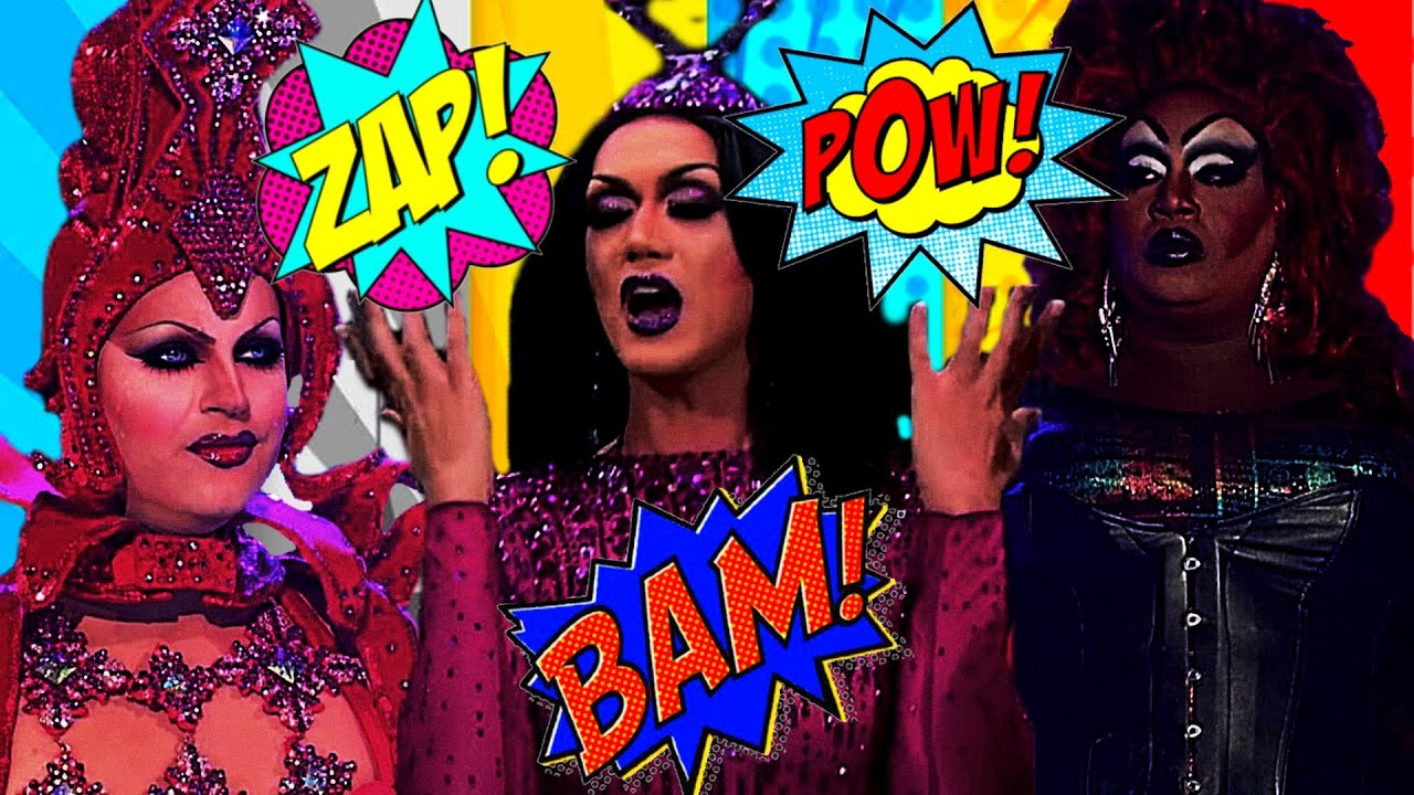 What if Drag Race All Stars 1 Wasn't Rigged?