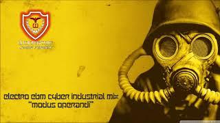 ELECTRO EBM CYBER INDUSTRIAL MIX - MODUS OPERANDI