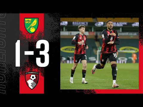 Norwich Bournemouth Goals And Highlights
