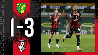 Danjuma and Kelly net WORLDIES against promoted Norwich 🙌 | Norwich City 1-3 AFC Bournemouth