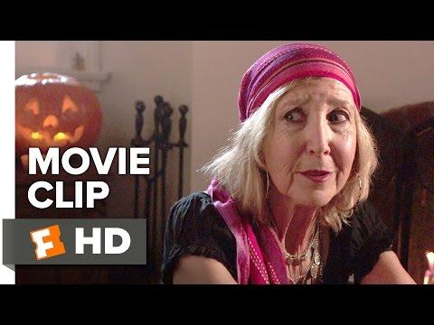 Tales of Halloween Movie CLIP - Grim Grinning Ghost (2015) - Lin Shaye Horror Movie HD