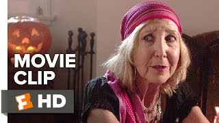 Tales of Halloween Movie CLIP - Grim Grinning Ghost (2015) - Lin Shaye Horror Movie HD