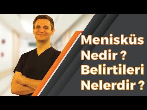 Menisküs Nedir, Belirtileri Nelerdir? - Prof. Dr. Alper Gökçe