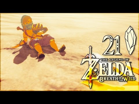 LA CAPITALE DES FEMMES - Let's play Zelda Breath of the Wild #21