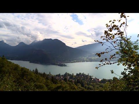 Haute-Savoie : toute la magie du Lac d'Annecy