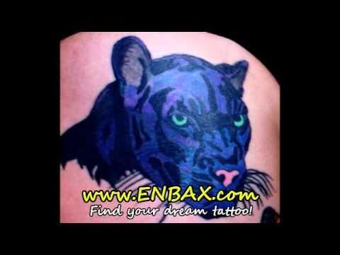 Panther Tattoos, Jaguar, Leopard