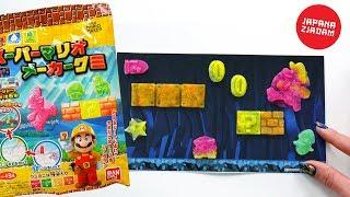 Żelki dla GAMERÓW z Mario! - JAPANA ZJADAM #122 | Agnieszka Grzelak Vlog