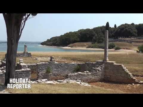 Holiday Reporter auf der Brijuni Insel ( Veli Brijun )  TEIL 1