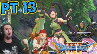 Meeting Rab & HOLY S**T AMAZING JADE! - FFP Plays Dragon Quest XI | PC Playthrough | Part 13