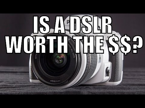 Is a DSLR Worth The Money? | Q&A Ep.75
