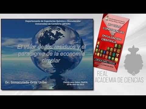 Inmaculada Ortiz Uribe, 25 de abril de 2019.15ª conferencia delXV CICLO DE CONFERENCIAS DE DIVULGACIÓN CIENTÍFICA.CIENCA PARA TODOS 2019▶ Suscríbete a nuestro canal de YouTubeRAC: https://www.youtube.com/RealAcademiadeCienciasExactasFísicasNaturales
