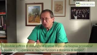 Riabilitazione della disfunzione erettile dopo prostatectomia radicale