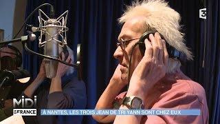 LE COUP DE COEUR : A Nantes, les trois Jean de Tri Yann sont chez eux