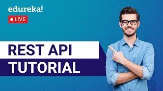 React.js Rest API Tutorial | How To Call RESTful API In React | Edureka | React Live - 3