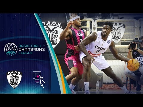 Paok V Telekom Baskets Bonn – Highlights – Basketball Champions League 2019-20
