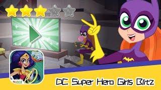 DC Super Hero Girls Blitz Walkthrough Play crazy fast & fun games! Recommend index three stars