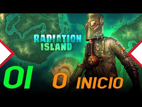 Radiation Island - Novo jogo de sobrevivência no canal - Ep 01