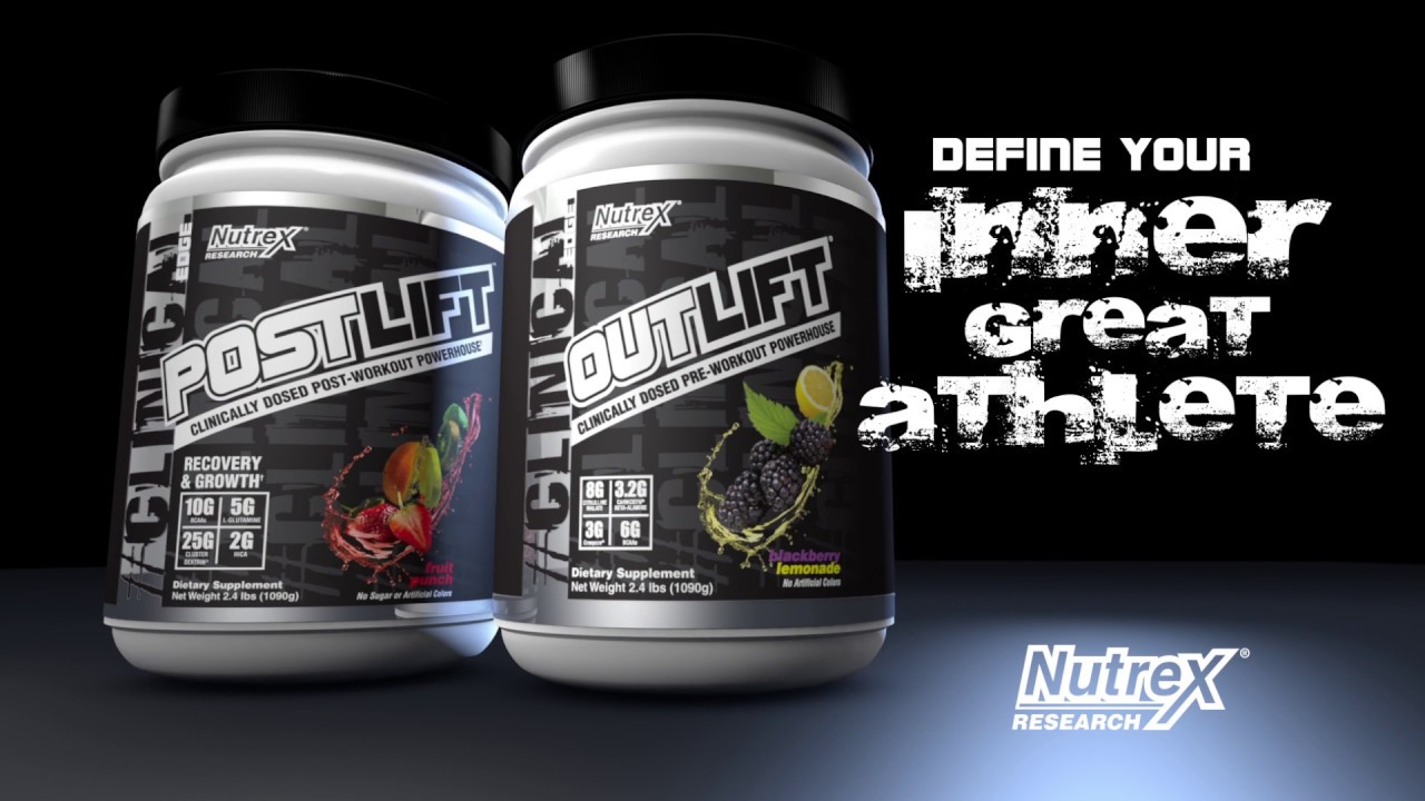 Outlift Pre-Workout