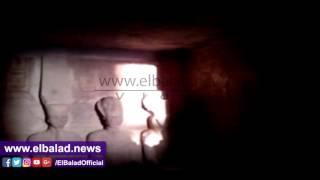 العالم يشهد ظاهرة تعامد الشمس على وجه 'رمسيس الثاني'.. فيديو وصور