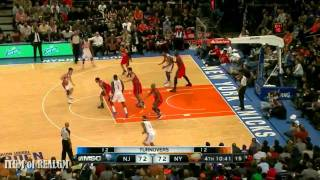 Jeremy Lin's Magical Night (Lin's first game as a starter)