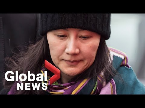 'We are a country of rule and law' Trudeau on Meng Wanzhou extradition