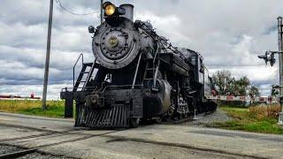 Strasburg Railroad Engine 90, Esbenshade Crossing.
