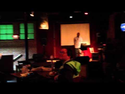 MJ karaoke Midtown Tavern Oct 3