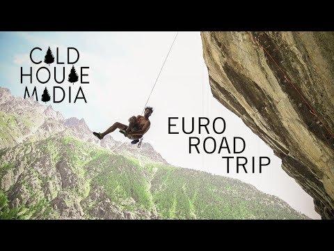 EURO CLIMBING TRIP (Josh And Cha Style) | Cold House Media Vlog 97