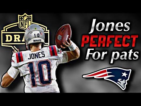 New England Patriots 2021 NFL Draft grade: Pats take Alabama QB ...