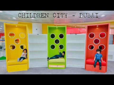 Full Tour of Children's City Dubai I جولة في مدينة الطفل في دبي