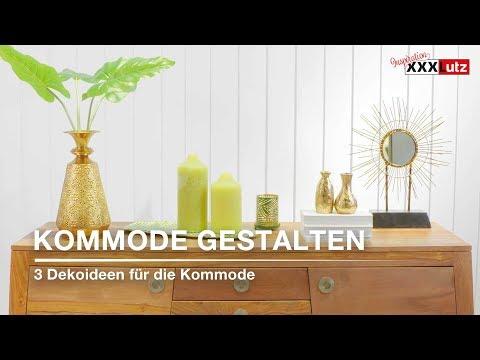 Kommode dekorieren - 3 Looks für deine Kommode - XXXLutz