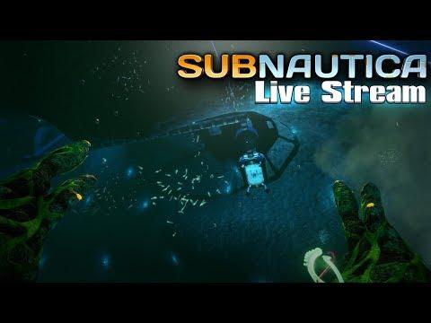 WIR BAUEN HÖHER, ABER WIE TIEF KÖNNEN WIR HEUTE GEHEN? - Subnautica Live S02E07 + video