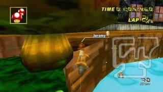 【MKW CT BKT】Haunted Woods (Glitch) - 2:16.053 - Jeremy
