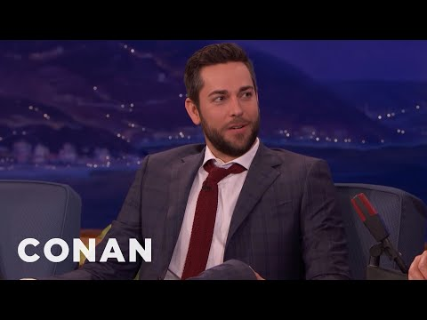 Zachary Levi Has Spent Months Of His Life Playing Video Games