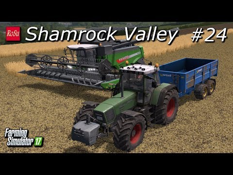 Farming Simulator 2017 Let´s play Shamrock Valley #24 thumbnail
