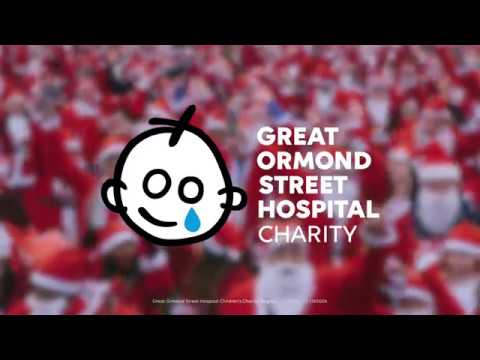 London Santa Dash 2017 | See you next year!