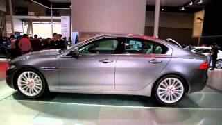 India bound 2015 Jaguar XE showcased at Guangzhou Auto Show 2014