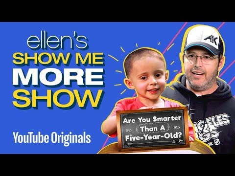 Andy Lassner and Nate Seltzer Play Are You Smarter Than a FiveYearOld