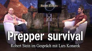 Prepper Survival - Lars Konarek bei SteinZeit