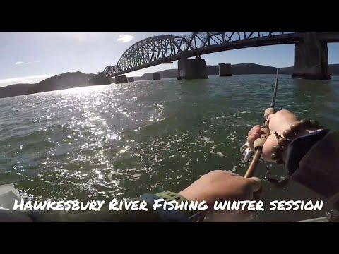Hawkesbury River Fishing, Winter Session