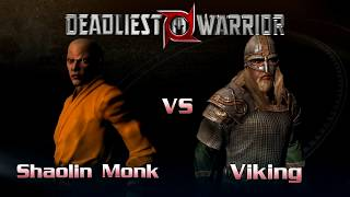 Foxxy Reviews: Deadliest Warrior The Game