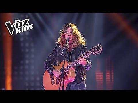 Kany García canta Para Siempre   La Voz Kids Colombia 2018