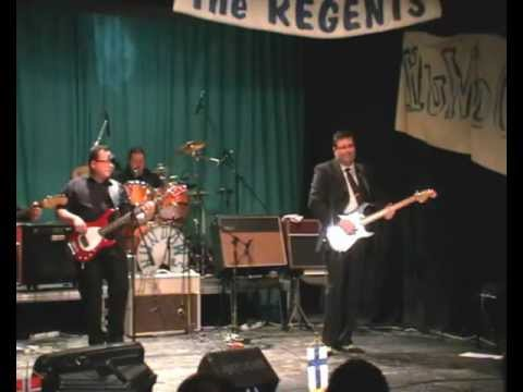 The Regents- Love is Blue /  Phantoma.(In  Budapest)