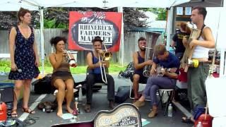 "Tuba Skinny - ""C. C.   Rider"" 8/5/12 Rhinebeck Farmers"