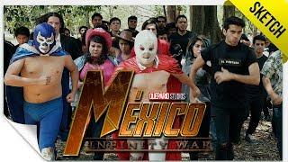 Infinity War México | PARODIA: Tráiler Avengers | QueParió! ft. Cid Vela