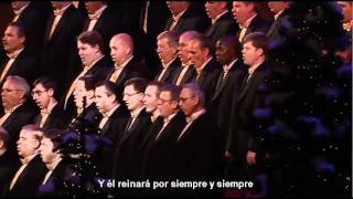 Handel: Messiah, Hallelujah Chorus( Mormon Tabernacle Choir )