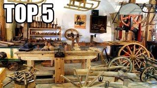 TOP 5 - Nejzvláštnějších muzeí