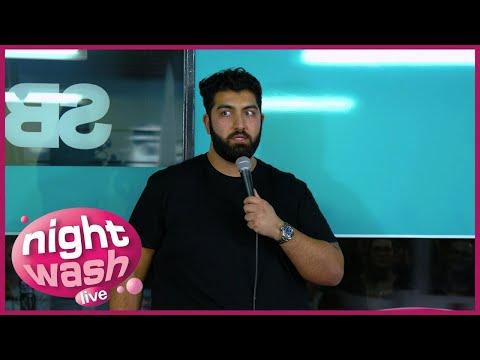 Polizisten anpöbeln! Wie Deutsche Probleme lösen - Faisal Kawusi | NightWash live