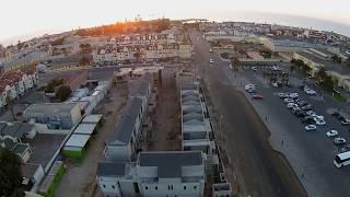 Construction of The Delight Hotel in Swakopmund